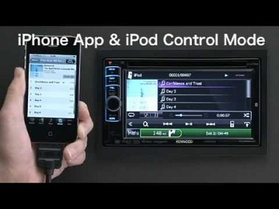 iPhone App For Your Car Stereo