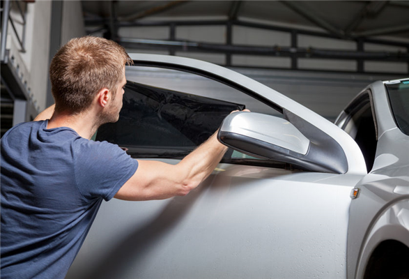Avoid DIY Window Tint Installation. Hire Professionals Instead