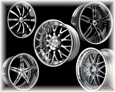 Have You Thought About Custom Rims?