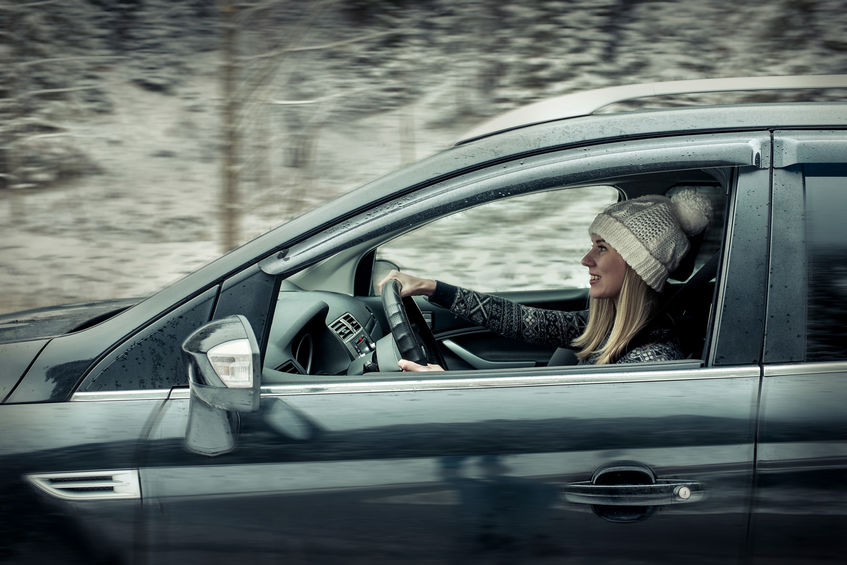 Safe Wintertime Driving Practices