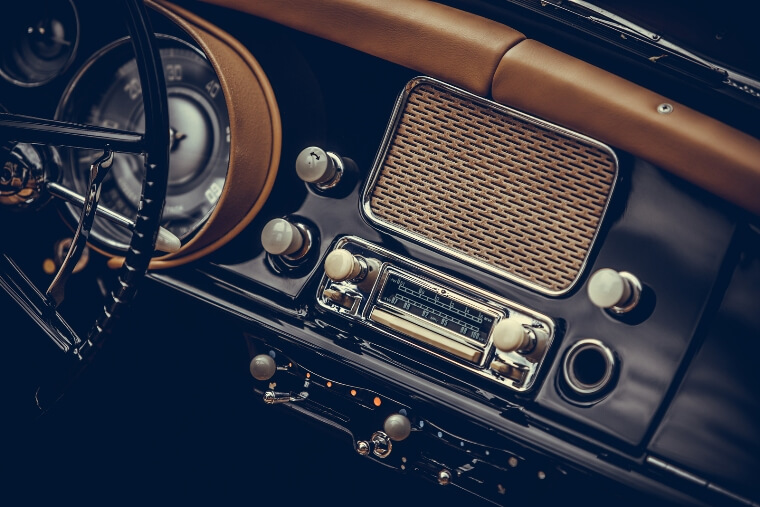 How Car Audio Has Changed Over Time