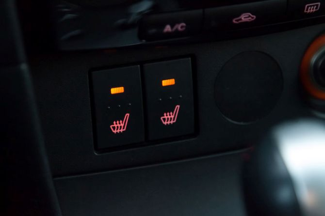 Fall is the Perfect Time to Install Heated Seats