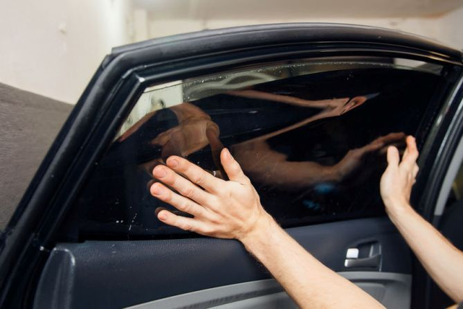 How Window Tint Makes Winter Driving Safer