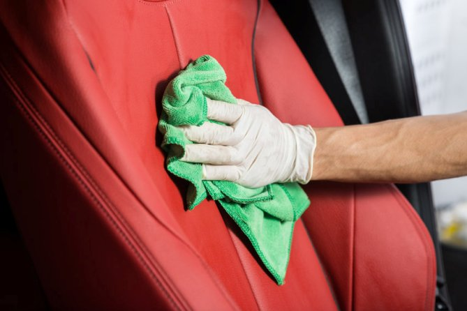 Discover the Best Way to Clean Car Upholstery