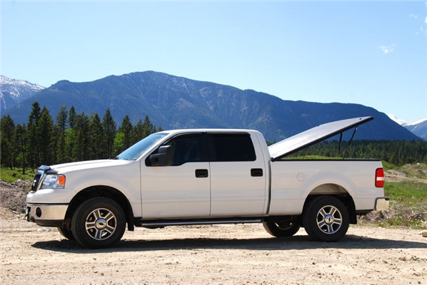 Can You Add a Tonneau Cover on a Leased Truck?