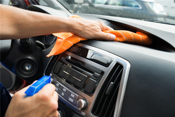 Making It Easier to Keep Your Car Clean