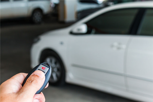Car Alarm Going Off? Here's What Might Work