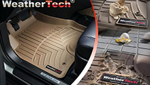 Protect Your Automotive Investment With WeatherTech!