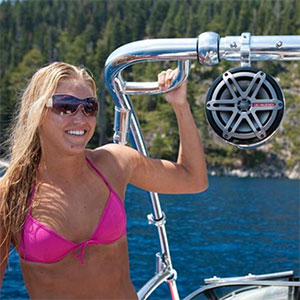 Marine Audio & Accessories