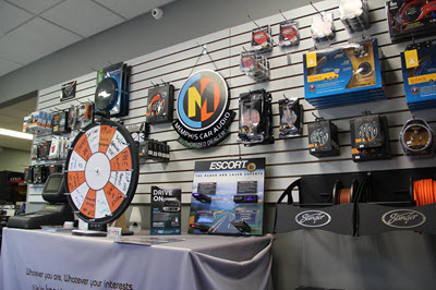 Car Stereo Accessory Stores in Minneapolis