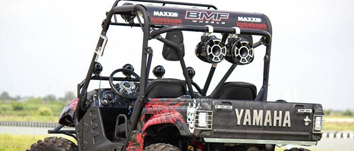 ATV Sound Systems | ATV Speaker Installation in Minneapolis, MN