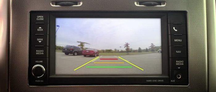 Backup Cameras | Backup Sensors Installation | Minneapolis