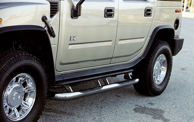 Truck Side Step Bars